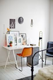 home office desk lamps. Fine Home Home Office Workstation Furniture White Desk And Orange Ergonomic  Chairs Also Tiffany Table Lamps On S