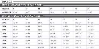 Bust Size And Bra Size Chart Everything You Need To Know About Bra Size Calculators