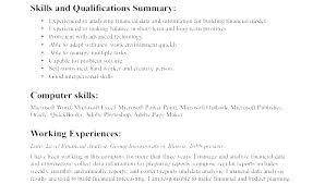 Credit Analyst Resume Sample Credit Analyst Resume Sample Budget Analyst Resume Resume For