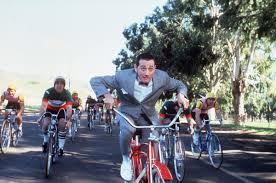 4 Famous Comedy Scenes On Bicycles