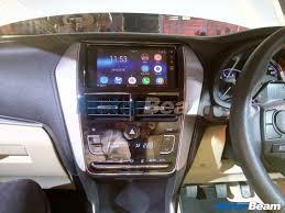 Indian-spec Toyota Yaris sedan interior unofficial image - Indian ...