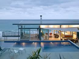 contemporary beach house plans modern design story stilts designs reverse floor plan homes coastal cottage beachfront small style seaside traditional stilt