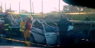 Two die in horrific car accident on outskirts of Cancun - Riviera ...