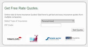 Free Online Insurance Quotes Magnificent Easy Instant Auto Insurance Quotes Compare Companies Side By Side