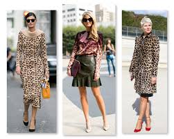 LEOPARD PRINT: KEY ELEMENT FOR AN ELEGANT STYLE AND GOOD DRESS
