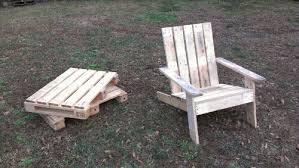 pallet adirondack chair plans. Interesting Chair From 2 Small Pallets To 1 Cool Adirondack Chair On Pallet Chair Plans
