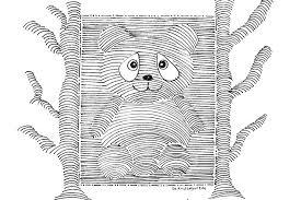 3d Tekening Pandabeertje De Knutseljuf Ede 3d Tekenen Tekenen