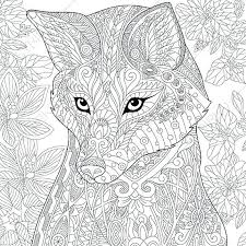Coloring Pages Of Animals For Adults 2501 Tryingtosaygodcom