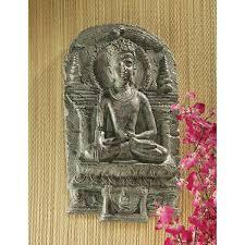 Large <b>Buddha Wall</b> Decor | Wayfair