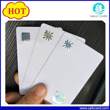 With 3d Card Hologram Sticker Card China Anti-fake Pvc -
