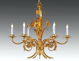 metal leaf chandelier metal flower and leaf design six light chandelier shown in standard antiqued gold metal leaf green metal leaf chandelier