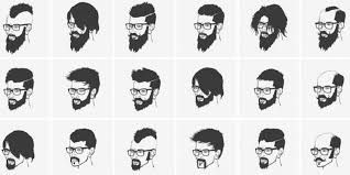 2 Men Haircut Length Chart Black Hair Types Chart Hair Type