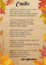Lumea Poeziilor - ... poezia zilei ... de la Lumea... | Facebook