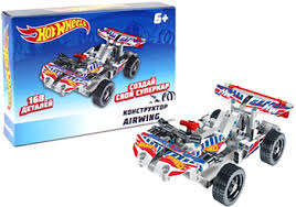 <b>Конструктор 1 Toy</b> Hot Wheels ''Airwing'' (168 деталей) Т15405 ...