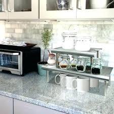 corner shelf sat unit small countertop diy en bathroom kitchen corner shelves countertop