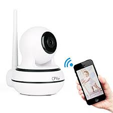Amazon.com : CPVAN WiFi Baby Monitor Camera, Infrared Night Vision ...