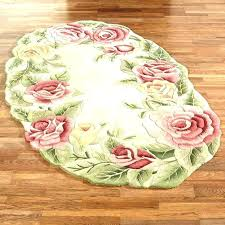 oval bath rugs oval bath rug fl bathroom rugs white oval bath