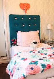 Preppy Bedroom Girls Bedroom Makeover Progress A Purdy Little House