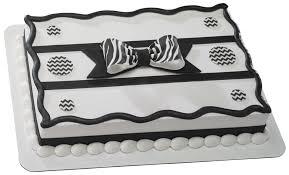 black fondant sheets classic quarter sheet black white cake with fondant dots and gum