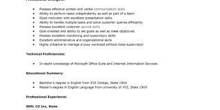 Awesome Resume Strengths List Ideas Simple Resume Office