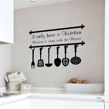 wall decal stickers es wall decoration kitchen wall sticker es lovely home kitchen wall sticker es