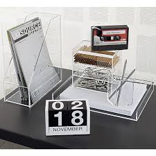 fancy office supplies. Custom Acrylic Desktop Organizer Buy Fancy Office Supplies I