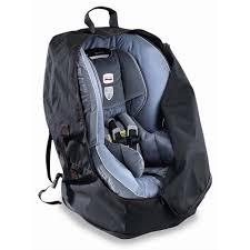 britax car seat travel bag black s844700