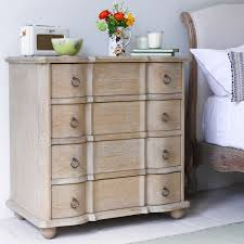 Oak Bedroom Chest Of Drawers Vintage Style Chest Of Drawers Otterley Loaf