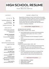 Certified resume templates recommended by recruiters. College Student Resume Sample Writing Tips Resume Genius