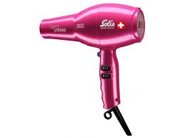 Купить <b>фен Solis Light &</b> Strong, розовый по цене от 7435 рублей ...