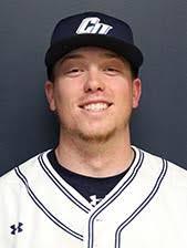 Dustin Oliver 2019 Baseball - Clarke University