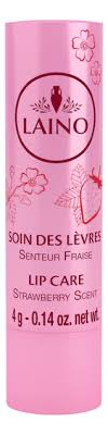 <b>Бальзам</b>-<b>стик для губ Soin</b> Des Levres 4г (земляника) Laino ...