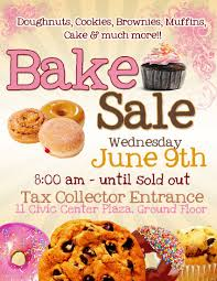 Bake Sale Flyer Templates Free Bake Sale Flyer Template Free Cakepins Com In 2019 Bake