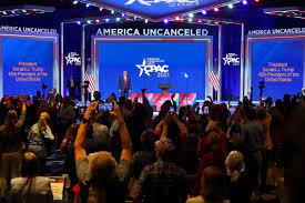 Trump at CPAC: Former president keeps ...
