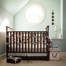owl baby crib set