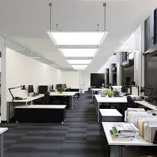 lights for office. LED Panel Suspended Hanging Ceiling Light Office Or Home Commercial Warehouse Lights For H