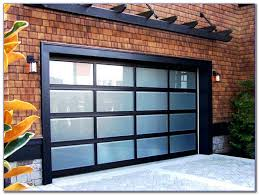 how to replace garage door window glass