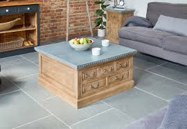 olten dark oak furniture hidden. Kuba Coffee Table With Drawers-0 Olten Dark Oak Furniture Hidden M