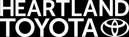 toyota logo white png. heartland toyota logo white png