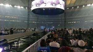 Tokyo Dome Wrestle Kingdom Seating Chart Wrestle Kingdom 13 Tickets Advice For An Njpw Newbie Njpw