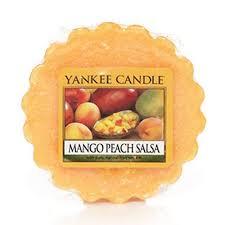 <b>Ароматическая свеча-тарталетка Yankee</b> candle Соус из манго и ...