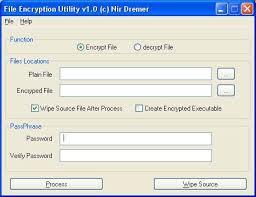 File Encryption Utility Codeproject