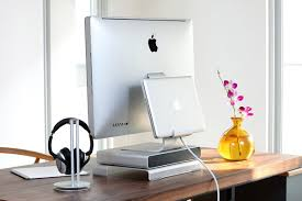 Apple Cinema Display Stand Gorgeous Alurack Stand Mac Imac Cinema Display Workstation Photo Keeping
