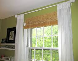 Modern Bedroom Blinds Interior Glass Window Design Ideas With Matchstick Blinds Plus