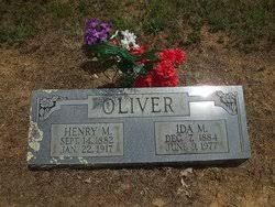 Ida Mae Hicks Oliver (1884-1977) - Find A Grave Memorial