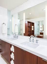 mid century modern bathroom tile. Mid Century Modern Bathroom Tile Stainless Steel Towel Hanger Cream Marble Floor Hold White Rectangular