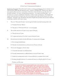 essay first draft