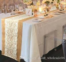 long table runners table runner burlap lace wedding decoration embroidered fl table cover runners home textile long table runners