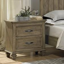 Oak Veneer Bedroom Furniture Homelegance Sylvania 5 Piece Panel Bedroom Set In Oak Veneered