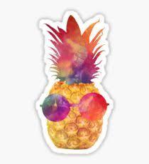 pineapple tumblr. pineapple sticker tumblr p
